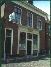 Aanloophuis Leeuwarden